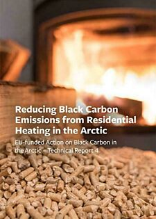 Residential heating report cover